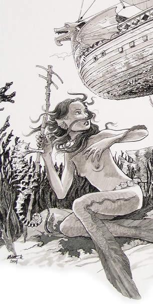 Illustrators Portfolio DRAWINGS For Chronicles Of Narnia